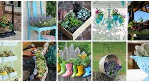 Creative Container Garden Ideas