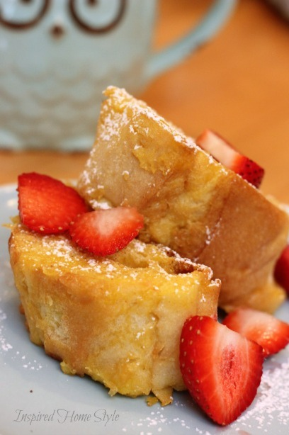 Freezer French Toast Recipe