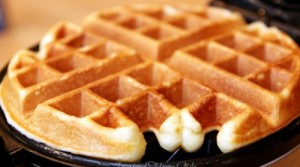 Easy Biscuit Waffle Recipe