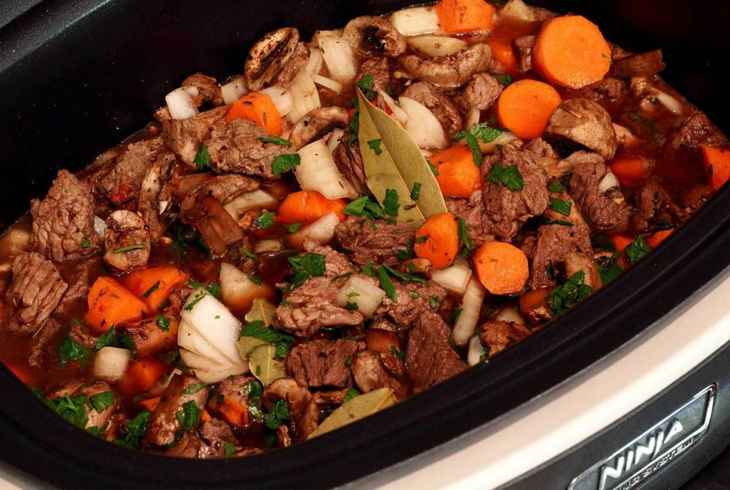 Crock Pot Beef Stew Pot